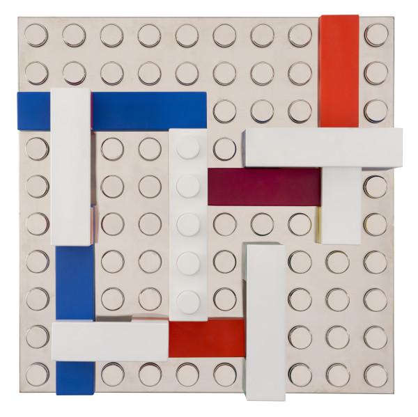 Matteo Negri, White trap, 2017