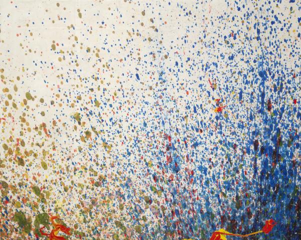 Shozo Shimamoto, Bottle Crash, 1999