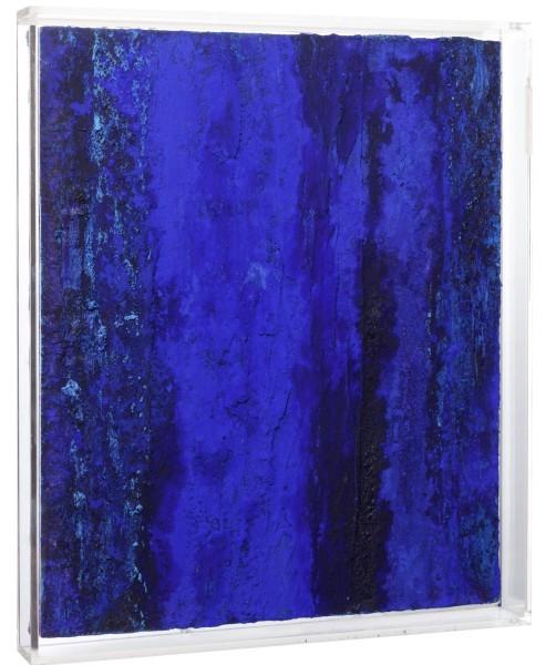 Marcello Lo Giudice, Blue, 2010