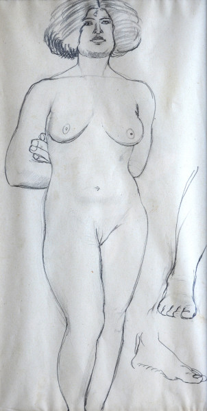 Patricia Preece, Life Study IV, c.1920