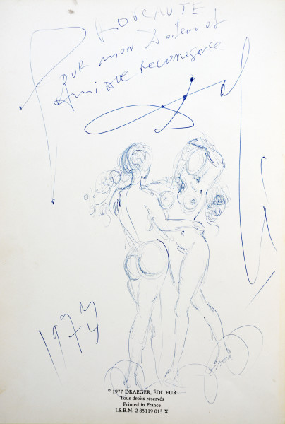 Salvador Dali, SD1, 1977