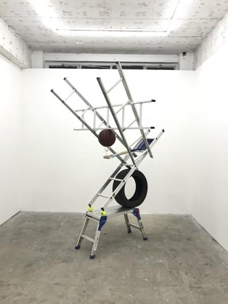 Matt Calderwood, Untitled (Step-Up), 2018