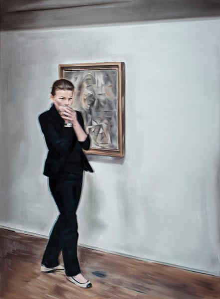 Marcin Maciejowski, Buste de Femme (1910), 2015