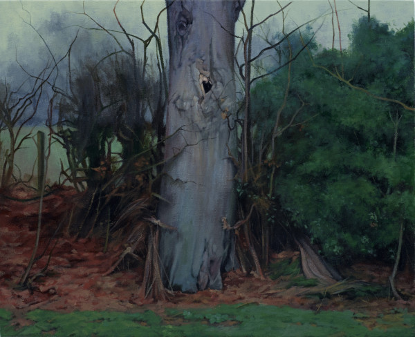 George Shaw, My Heart Is Not Really In It Anymore, 2018