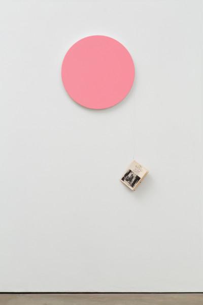 Matthew Higgs, Reading Painting #34 (André Kertész), 2015