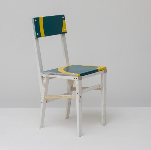 Matt Calderwood, For Sale Chair (Subject), 2018