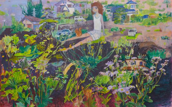 Makiko Kudo, Becoming a Field, 2014