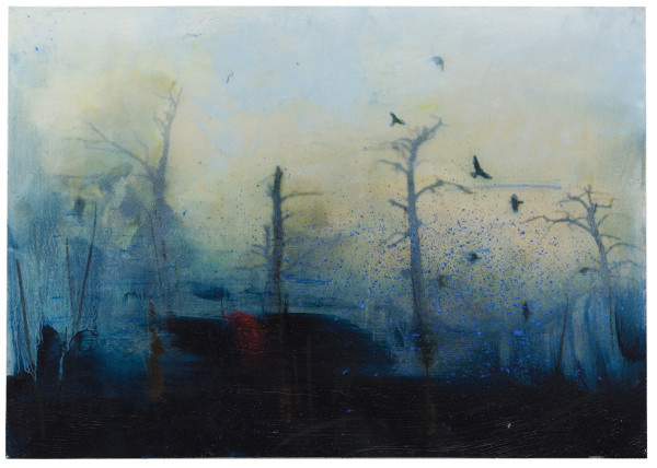 Elizabeth Magill, Blue Rise and Then, 2016