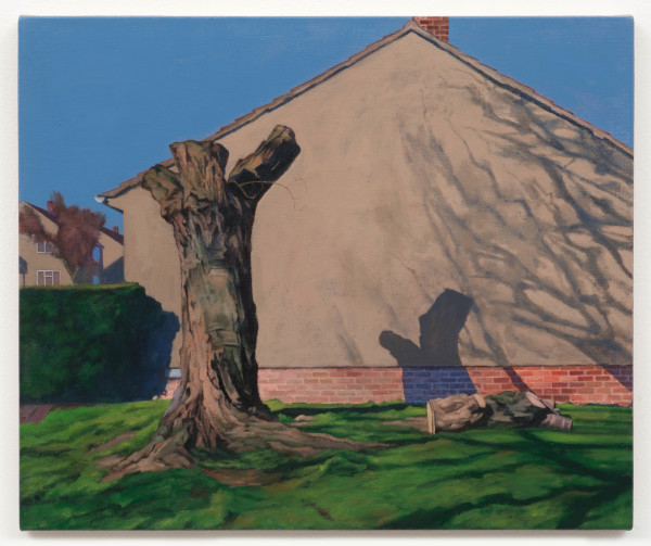 George Shaw, Another Minutes Silence , 2017