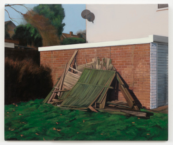 George Shaw, The Old Religons, 2017