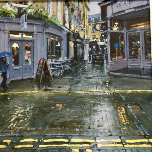 Ben Hughes, New Bond Street Place, Bath
