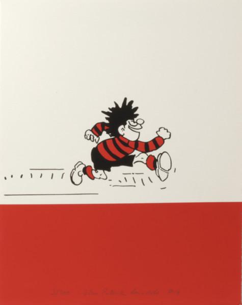 J P Reynolds (Framed), Dennis Running