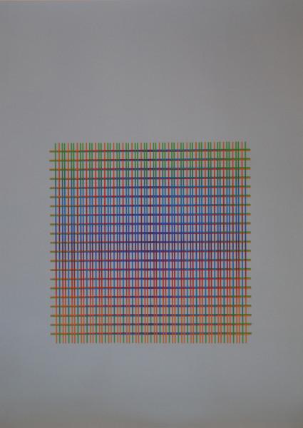Julia Atkinson, Interchange - Series 14 - Grey, 1975