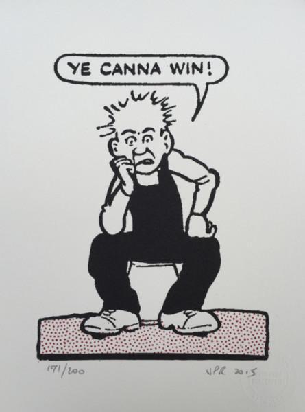 J P Reynolds, Ye Canna win