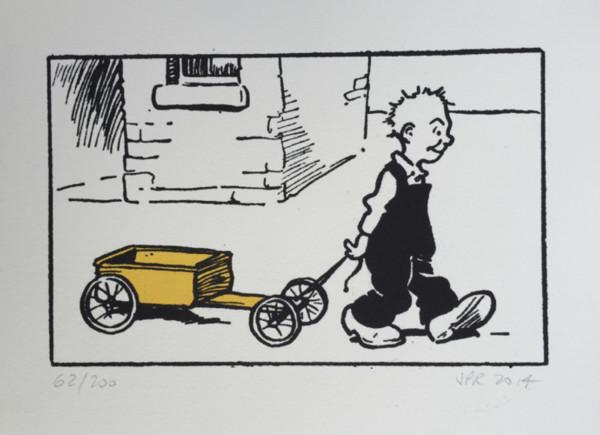 J P Reynolds, Yellow Cart