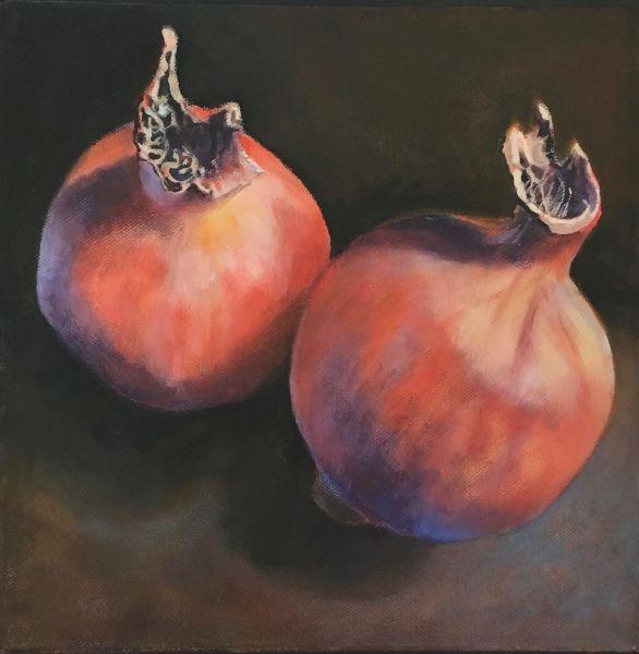 Joyce Pinch, Pomegranates
