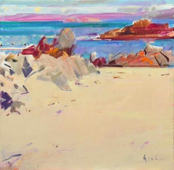 Peter Graham ROI, Iona