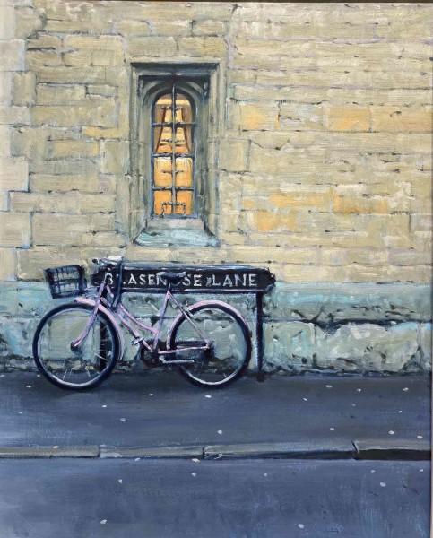 Ben Hughes, Brasenose Lane, Oxford