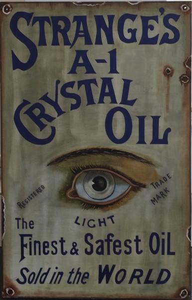 Vegan Joe, Crystal Oil