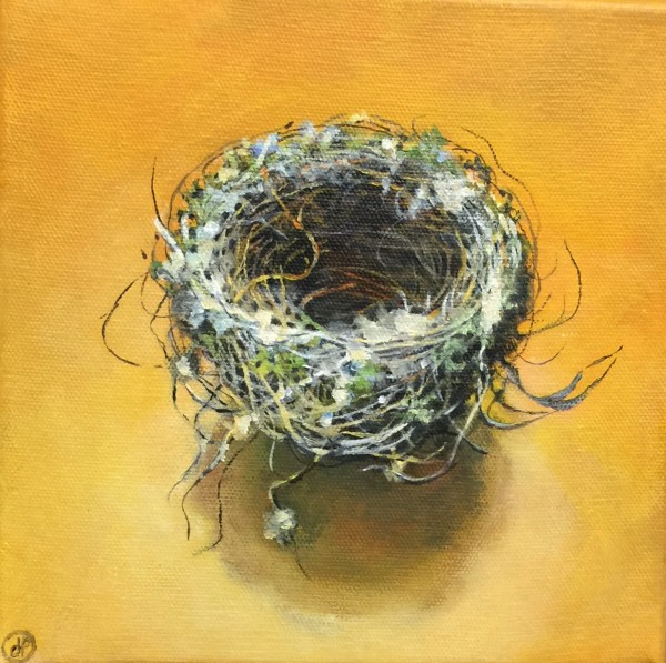 Joyce Pinch, Discarded Nest