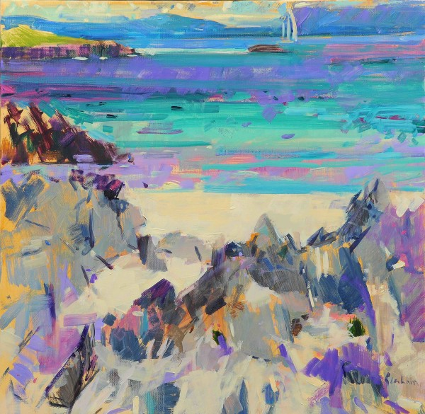Peter Graham ROI, Iona Shore