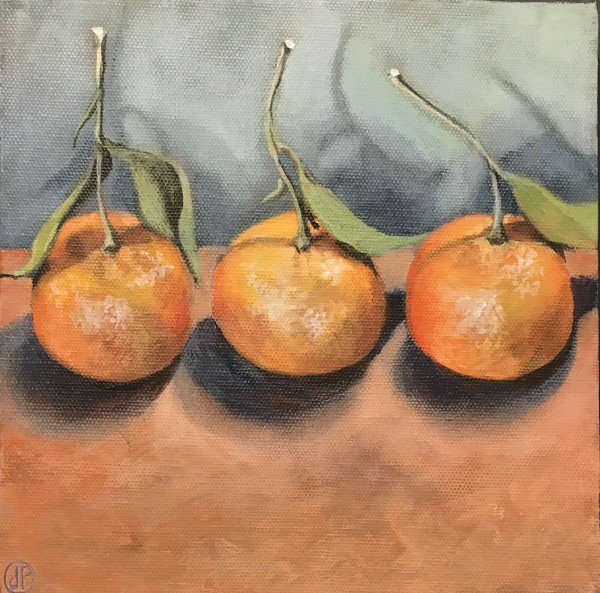 Joyce Pinch, Three Clementines
