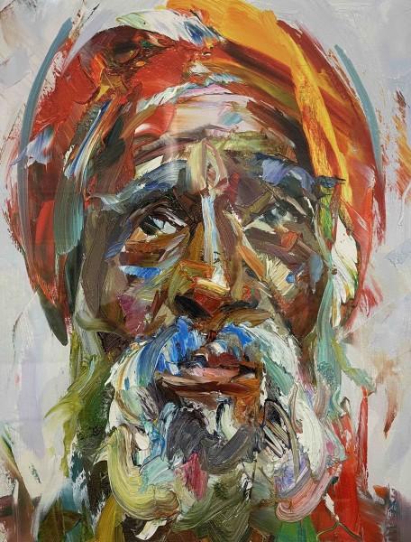 Paul Wright, Painted Men I