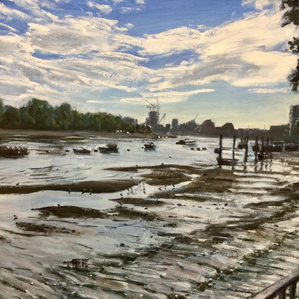 Ben Hughes, Low Tide, Putney
