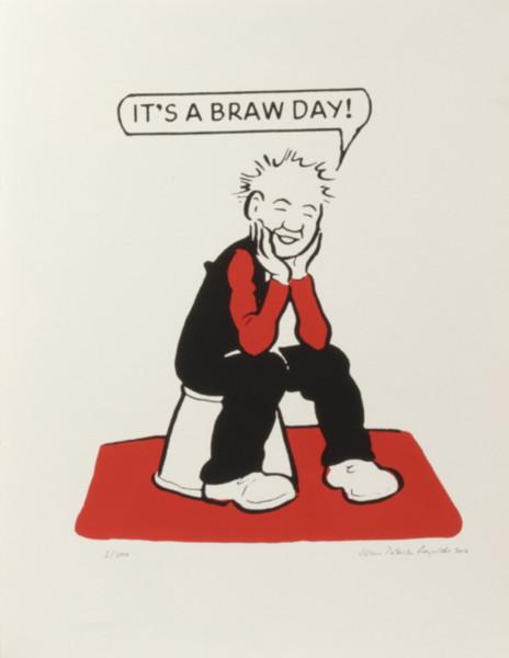 J P Reynolds, Braw Day