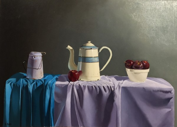 Robert Walker, Striped Coffee Pot