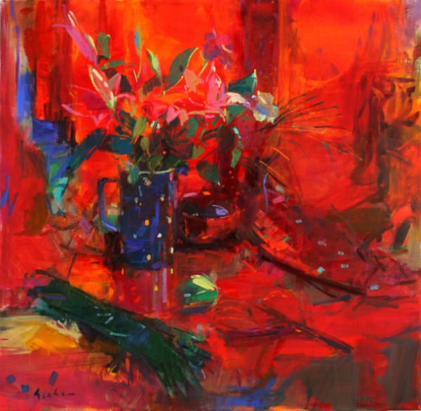 Peter Graham ROI, Lilies