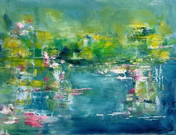 Linda Franklin, River Boating
