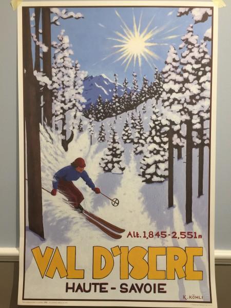 Katrine Kohli, Val d'Isere: 'Off-piste Skier'