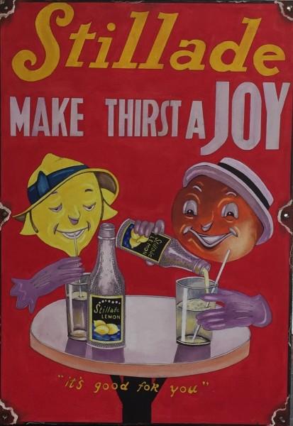 Vegan Joe, Make Thirst A Joy