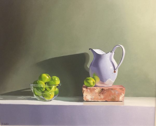 Robert Walker, Limes, Brick and Jug
