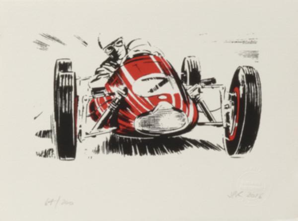 J P Reynolds, Stirling Moss