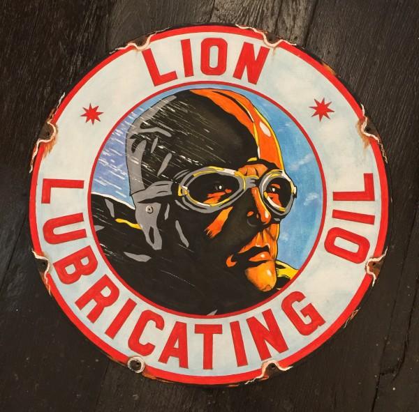 Vegan Joe, Lion Lubricating Oil