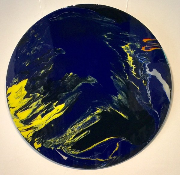 Judith Beeby, Blue Earth