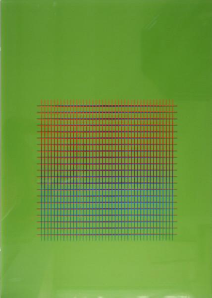 Julia Atkinson, Interchange - Series 14 - Lime, 1978