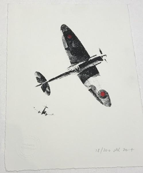 J P Reynolds (Unframed), Spitfires