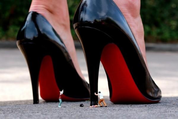 Roy's People, Killer Heels (Framed)