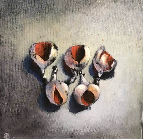 Joyce Pinch, Scarlet Imp Cap Funghi