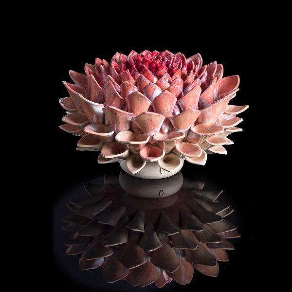 Frances Doherty, Mini Pink Ombre Pom Pom