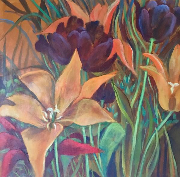 Joyce Pinch, Rousseau Tulips