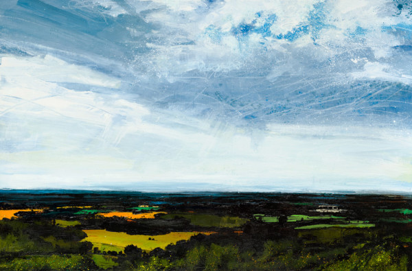 Rob Murray, Breaking Through (South from Leith Hill)