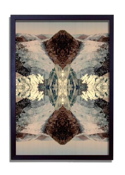 Framed Prints, Spejling IX