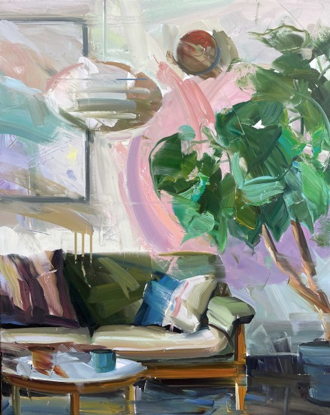 Paul Wright, Moving Time
