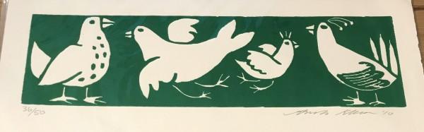 Anita Klein, The Green Birds