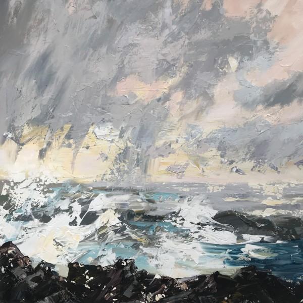Paul Treasure, Dusk Tide, 2020