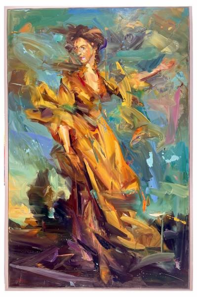 Paul Wright, Regency Swirl